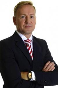 Geirr Tangstad Holdal, daglig leder hos frontkollisjoner.no