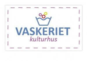 Vaskeriet sin logo, utformet av grafisk designer Katja Pihl
