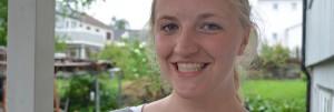 Rikke Romuld Jørgensen gleder seg til å jobbe i sommer.