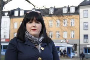 Victoria Marie Evensen, leder Ap Grünerløkka