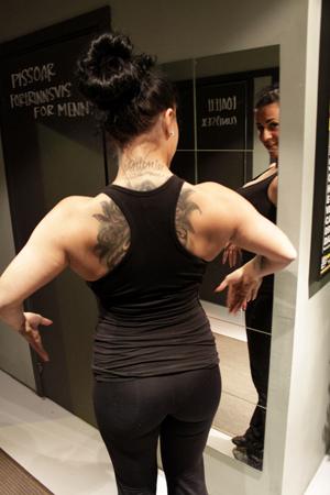 Tidligere vinner Stephanie Watson advarer mot fitnessmiljøet.
