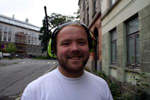 Tom Kulen Krogstad (29) stemte Arbeiderpartiet.