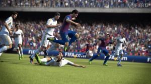 Aldri vært bedre: Fifa13 er det beste i rekken så langt. Foto: EA Sports