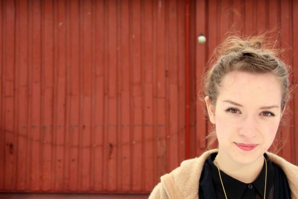 STILSIKKER: Fride Herfjord vil bevise at trøndersk stil handler om mer enn skinnvest
