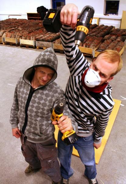 Gaute Busch og Ståle Gerhardsen ser muligheter der andre møter motstand.