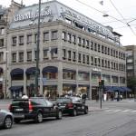 bildet er tatt fra Stortorvet i Oslo sentrum